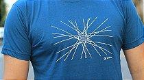 Camiseta Pedaleria - Raios