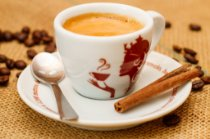 Conjunto de Xícara e Pires para café (50ml)