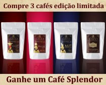 Kit Cafés Especiais - Deusas Egípcias + Café Splendor