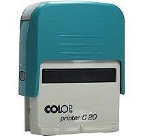 Carimbo Automático Printer C20 - Verde