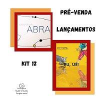Kit 12 - PRÉ-VENDA - ÔZé editora