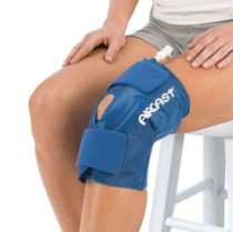 Joelheira Aircast para Sistema de Crioterapia Cryo Cuff