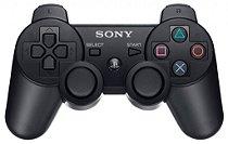 Controle Ps3 Dualshock 3 Sony Sem Fio Paralelo