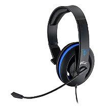 HEADSET TURTLE BEACH EAR FORCE P4C - PS4 PC MAC MÓVEL NOVO