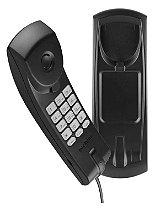 TELEFONE FIXO COM FIO INTELBRAS TC 20 PRETO