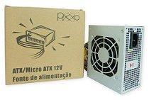 FONTE MINI ATX SFX PIXXO PL200WRPBG 200W REAL BIVOLT
