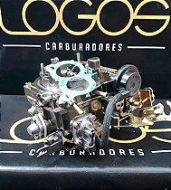 Carburador Ipanema 86/91 Motor 1.8 TM Álcool Modelo 2e Brosol Original