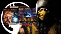 Mortal Kombat Coleção 1 2 3 9 PSN PS3 - GAME DIGITAL ORIGINAL