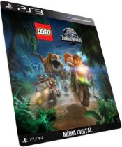 LEGO Jurassic World O Mundo Dos Dinossauros Dublado GAME DIGITAL PSN PLAYSTATION STORE