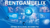 RentGameFlix - Jogos PS4 Playstation 4 Game Digital