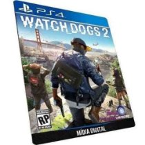 Watch  Dogs 2 PS4 GAME DIGITAL PSN Playstation Store