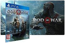 God Of War 4 PS4 Dublado Game Digital Orginal Playstation Store