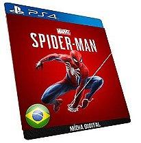 Marvel's Spider - Man JOGO PS4 DIGITAL PSN ORIGINAL PLAYSTATION STORE