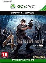 Resident Evil 4 HD Game Digital Original Xbox LIve