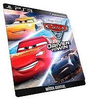 Carros 3 Correndo Para Vencer PS3 PSN Game Digital Ooriginal SONY