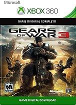 Gears of War 3 Xbox 360 Jogo Digital Original