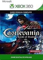 Castlevania Lord of Shadow Xbox 360 Game Digital Original