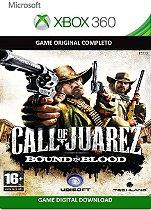 Call of Juarez: Bound in Blood Xbox 360 Game Digital Original