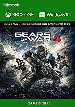 Gears of War 4 Game Digital Original Xbox ONE