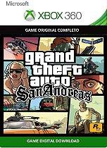 Gta San Andreas Xbox 360 Game Digital Xbox Live