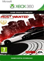 Need For Speed Most wanted Xbox 360 Game Digital Original