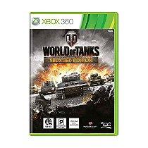 World of Tanks Game Xbox 360 DVD Lacrado