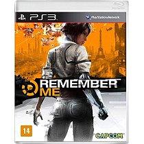 Game Remember Me - PS3 - Capcom