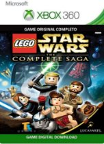 Lego Star Wars A Saga Completa Xbox 360 Game Digital Original