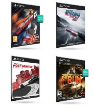 Need For Speed Collection PS3 Game Digital Original PSN