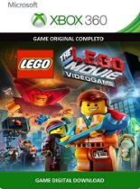 Lego Movie Xbox 360 Game Digital Original Xbox Live