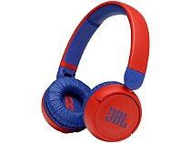 Fone de Ouvido JBL JR310 Bluetooth Vermelho