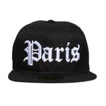 Boné Snapback Other Culture Paris Preto