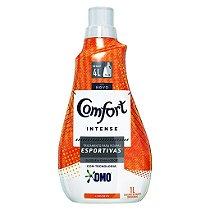 Amaciante Concentrado Comfort Intense Sports 1L - Amaciante Comfort