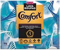 Sabão em Pó Comfort Hydra Serum 800g - Caixa - Sabão em Pó Comfort