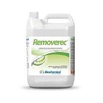 REMOVEREC Galão 5 Lts - Limpeza de Resíduos de Cimento, Rejunte, Marcas de Ferrugem - Biochemical