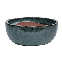 Vaso Ceramica Verde G