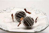 Alfajor de Doce de Leite com Chocolate Belga