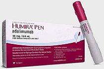 Humira Adalimumabe 40mg 0,8 mL  (solução injetável)
