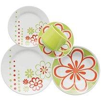 Aparelho De Jantar Porcelana Donna MIX 20PCS