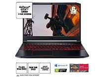 Notebook NOVO Gamer Nitro -  R5-4600H- GTX 1650 4 GB - 512GB SSD - 8 GB DDR4