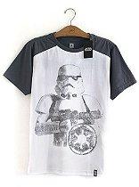 Camiseta Stormtroopers Cinza