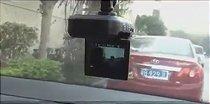Câmera filmadora para automóveis caminhões e motos