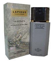 Lapidus Masculino 100ml