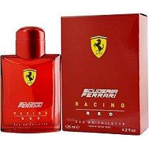 Ferrari Scuderia Red Racing Masculino 125ml