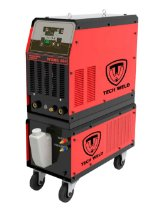Máquina Inversora de Solda TechWeld TIG AC/DC 500A Digital