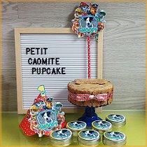 PETIT CÃOMITE | Bolo + Decor + Chapeuzinho + Lembrancinhas