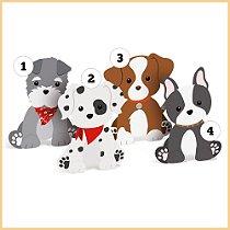 Cachorrinho Decorativo de Mesa | 1 unidade