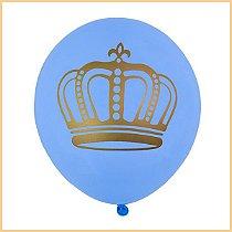 Balão Príncipe   4 unidades