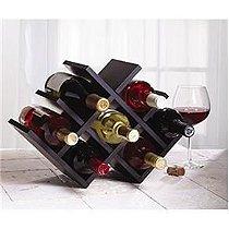 Adega Para Vinhos em MDF - Compacta e Versártil - Você Escolhe a Cor!