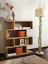Estante Organizadora De Livros e Objetos Decorativos - 100% MDF 18mm  - Escolha sua cor!